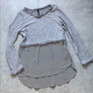 Design lab blouse